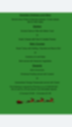 Pre-Christmas Lunch menu at The Wisteria Fakenham