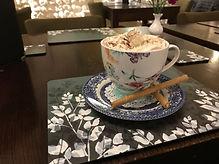 Wisteria Hot Chocolate