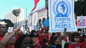 LA Teachers Poised to Pick Up the Strike Baton
