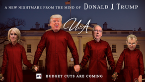 Trump's Budget Is a Horror Show