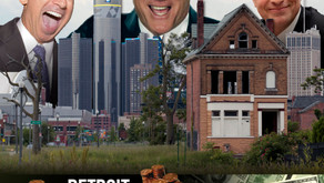 Detroit:  The Wet Dream of Wall Street