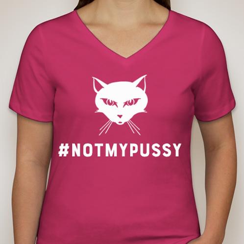 #NotMyPussy T-Shirt