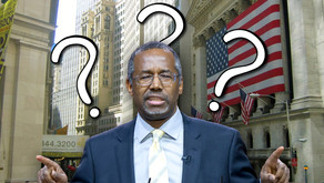 Ben Carson Doesn't Understand Bank Loans
