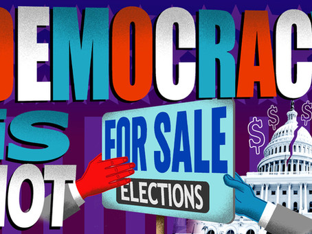 CALL TO ACTION:  Put Citizens United on the Ballot in Los Angeles
