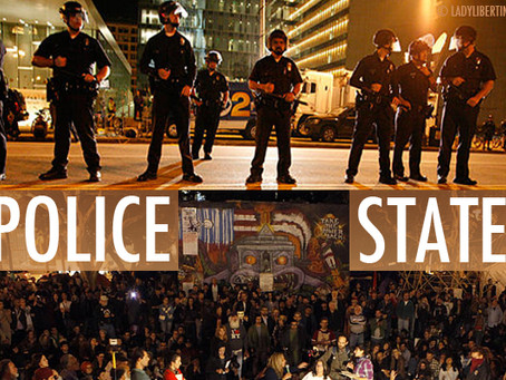Police State: A Prelude to the Ports
