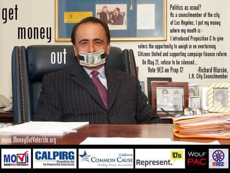 The Get Money Out Campaign