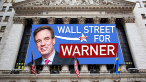 Mark Warner Doth Protest Too Much?