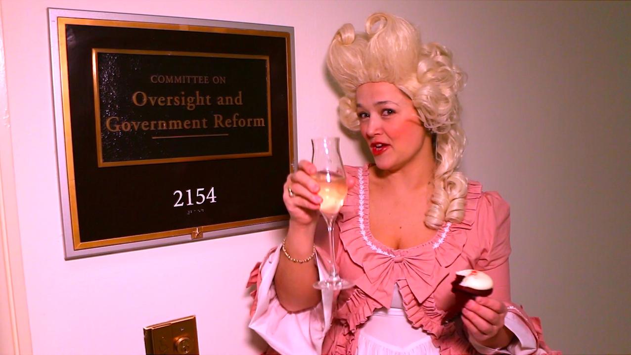 Marie Antoinette Meets Wilbur Ross