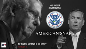 "Homeland Security Showdown Is An ""American Snafu"""
