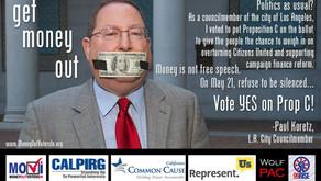 Proposition C - Get Money Out Ads feat. the LA City Council