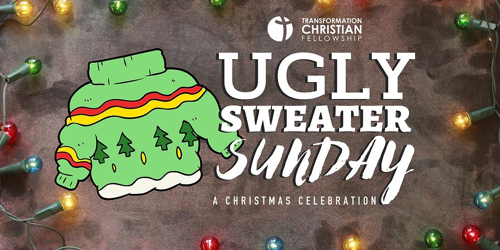 TCF Ugly Sweater Sunday