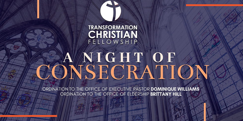 A Night Of Consecration
