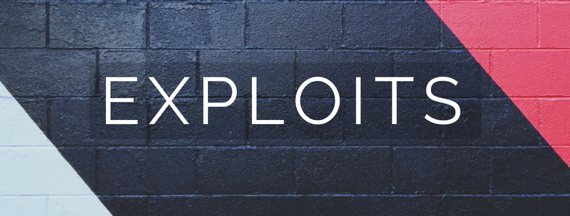 New Sermon Series: Exploits from Pastor Brandon Hill