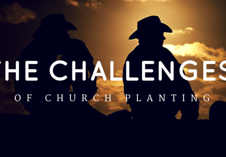 The Challenges of Church Planting | Pastor Brandon Hill
