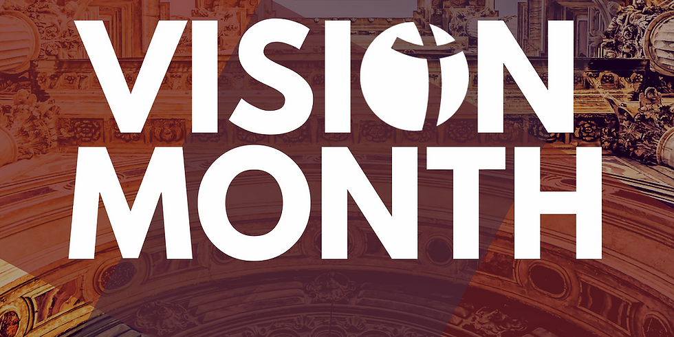 2018 Vision Month