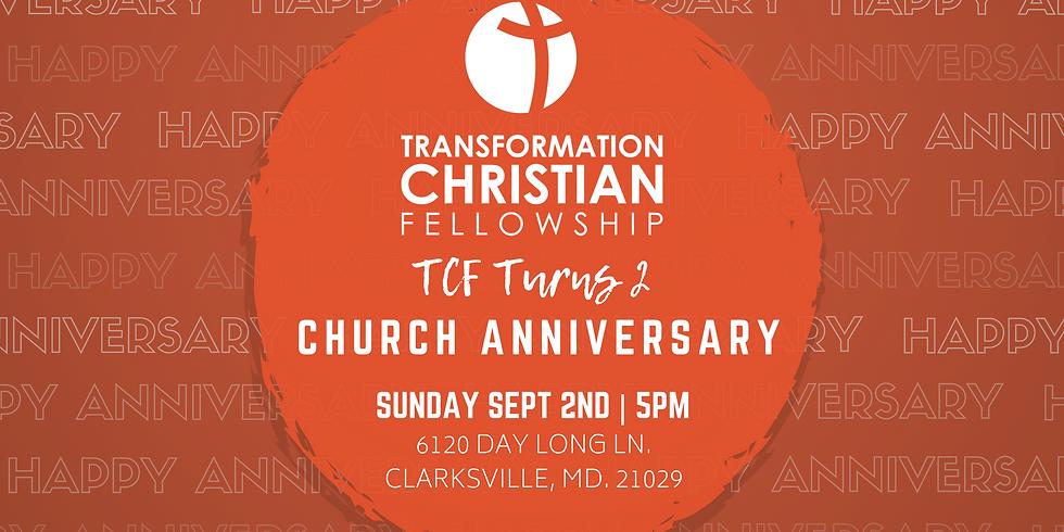 TCF Church Anniversary