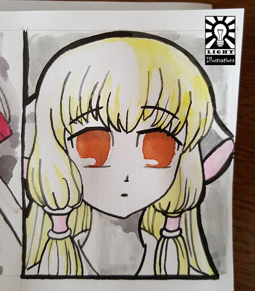And here we have_ Chii (from Chobits)_Th