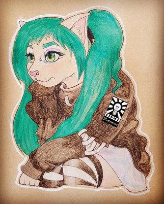 And....coloured 😁__omgitsfoxy_ thanks f