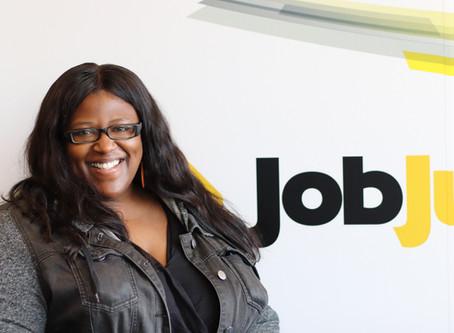 Get to Know the Job Junction Staff: DeNeen Harold