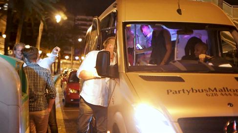 Social Media Video - Party Bus Mallorca