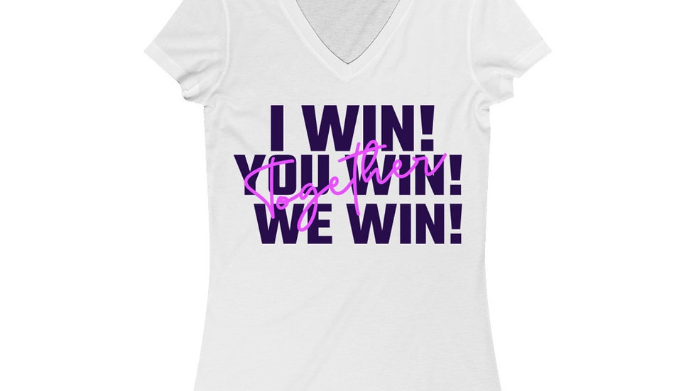 Win Together T- Shirt (Women's)