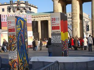 Mauerstein-Aktion 2009