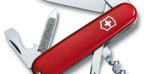 couteau Victorinox Sportsman rouge 84 mm