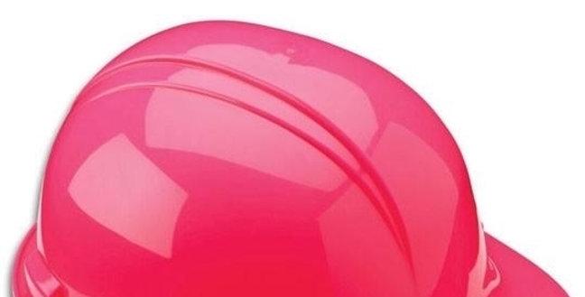 casque sécurité HP241R Dynamic rose