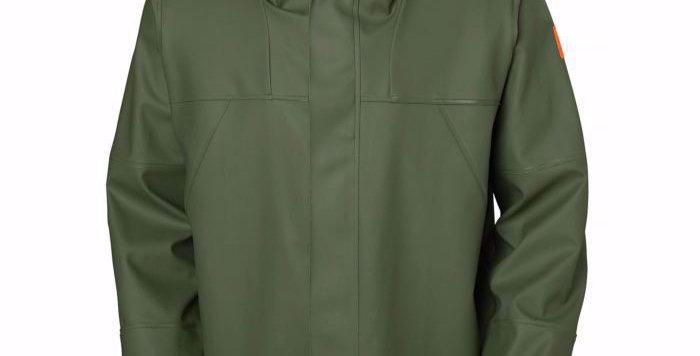 storm rain jacket Helly Hansen vert
