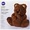 Thumbnail: Moule à Gâteau Ourson 3D de Wilton | 2105-603