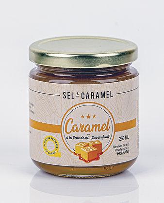 Caramel à la fleur de sel 250 ml