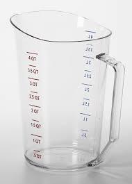 Tasse à Mesurer 16 T Cambro | 400MCCW