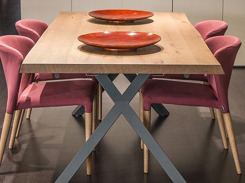 Exemple Teinture meuble bois nu