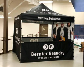 Tente promotionnelle standard