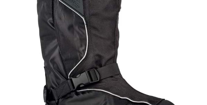 couvre-chaussure Evolution Acton noir