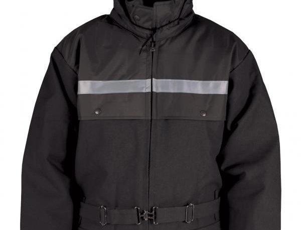 manteau hiver BigBIll en «duck» noir