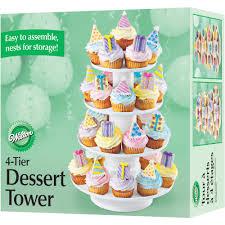 Tour à Desserts à 4 Étages de Wilton | 307-856