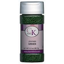 Jimmies Green 3.2 oz de CK Products | 78-530G