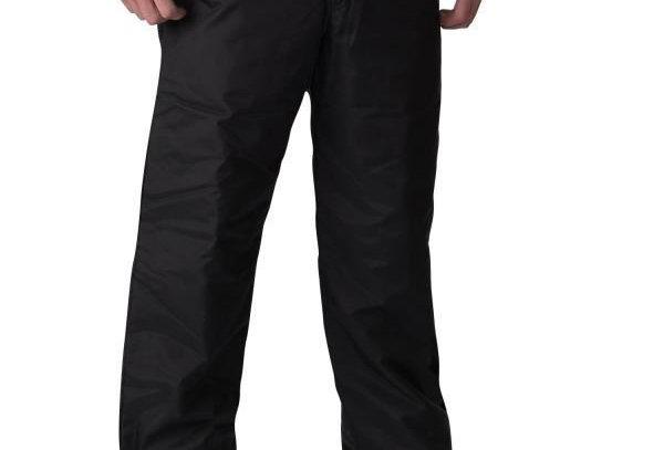 pantalon BigBill nylon noir 338