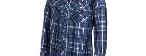 chemise flanelle Kingtreads