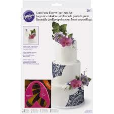 Ensemble de Découpoirs pour Fleurs en Pastillage de Wilton | 2109-7987