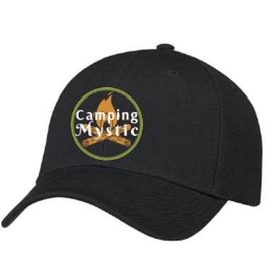 Casquette du camping Mystic