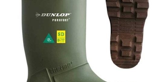 botte Dunlop Purofort Thermo+ D662343-25