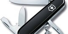 couteau Victorinox spartan black 91 mm