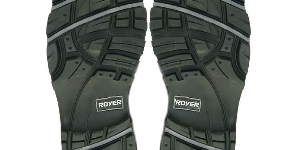 Botte Royer 10-8620 // BRUN // BOTTES 8 POUCES