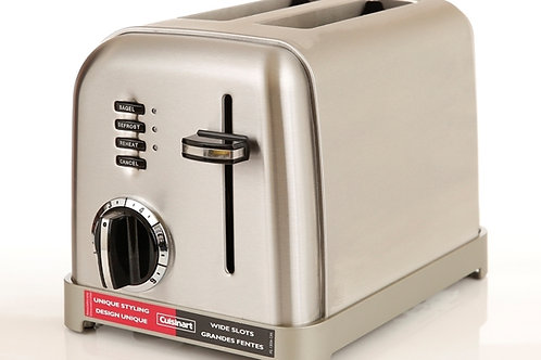 Grille-pain 2 tranches Cuisinart | CPT-160C