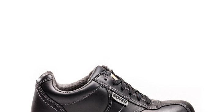 soulier Royer 10-001 noir en cuir