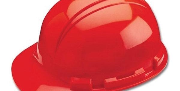 casque sécurité HP241R Dynamic rouge hi-vis