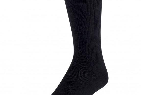 sous-chaussette polypropylène Duray noir (2 paires)