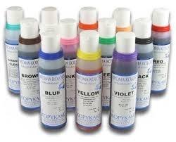 Kroma Kolors Colorant Air Brush Noir | 34-404